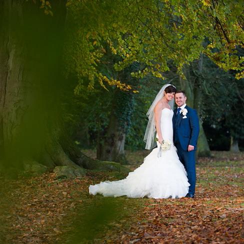 Gav Harrison Photography, Hazlewood Castle Wedding Photography, Autumn wedding at Hazlewood Castle