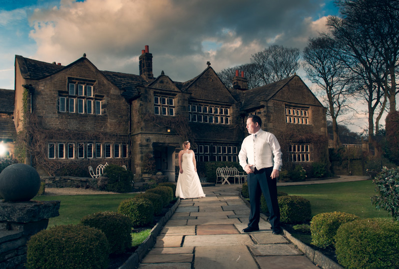 Holdsworth House Halifax wedding photographer Gav Harrison Photography
