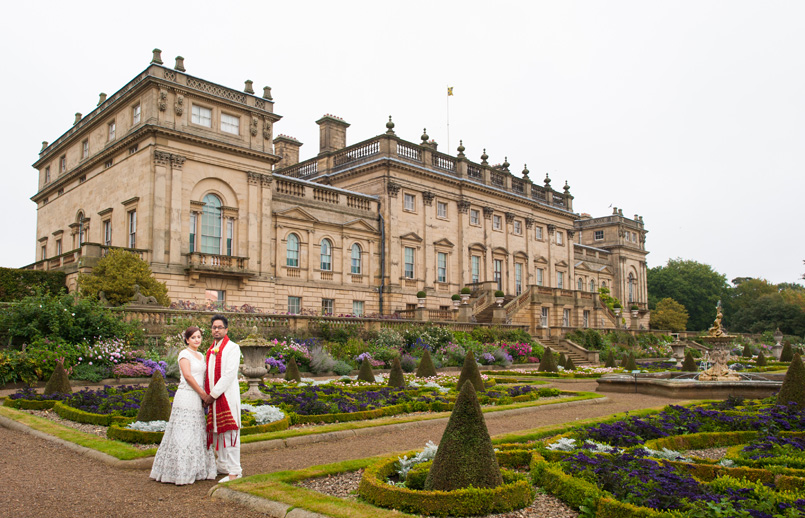 Harewood House Leeds wedding photographer Gav Harrison Photography