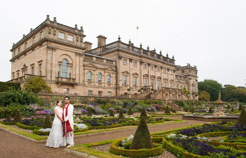 Harewood House Leeds wedding photographer Gav Harrison Photography