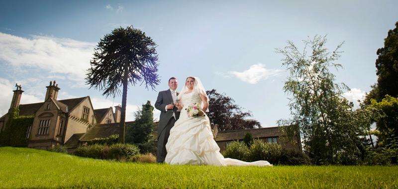Bagden Hall wedding photographer