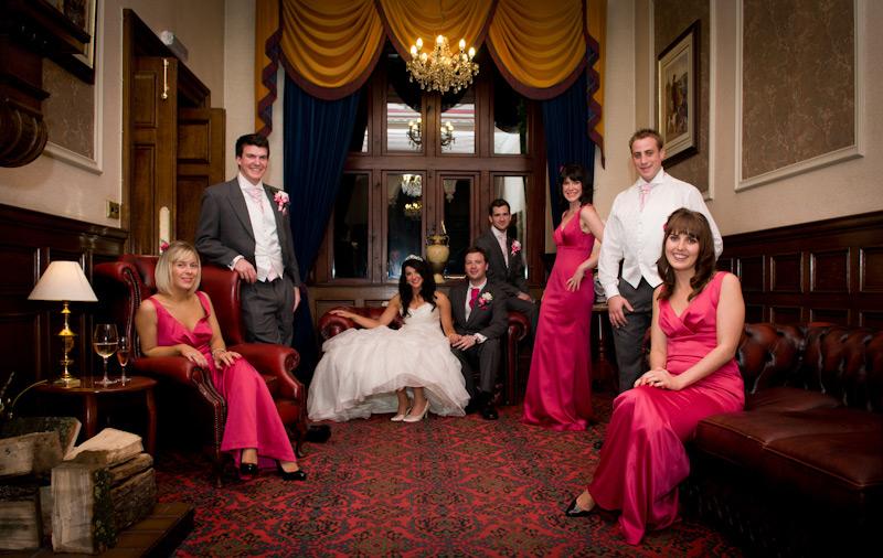 Bagden Hall wedding photographer Gav Harrison Photography
