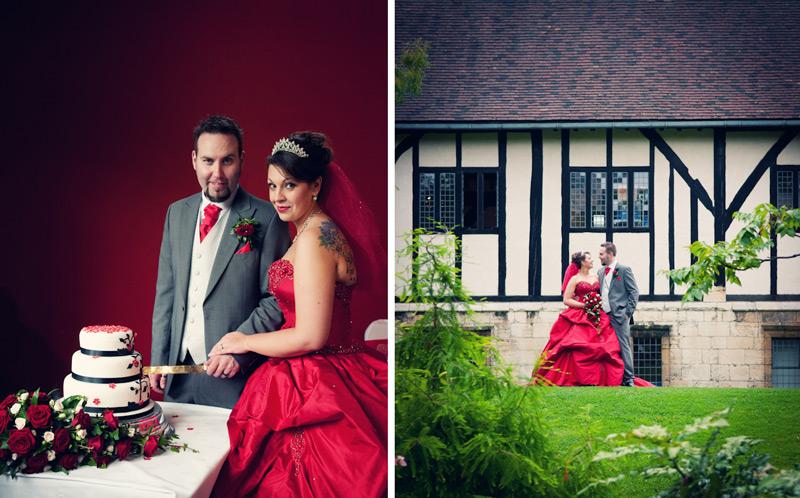 Hospitium wedding photographer
