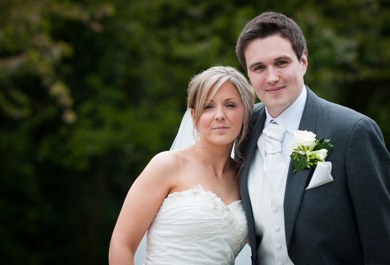 Woodlands leeds wedding photographer