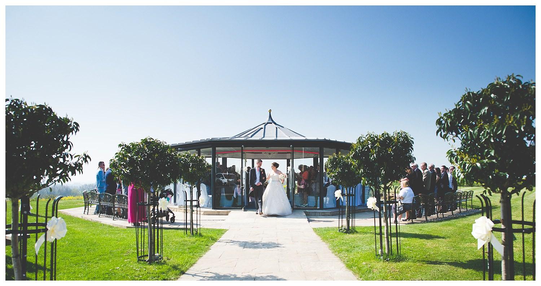 Chloe & Michael - King's Croft Hotel Wedding Photography
